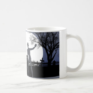Zombie Halloween Classic White Coffee Mug