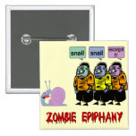 Zombie Halloween Pins