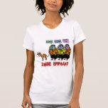 Zombie Halloween Shirts