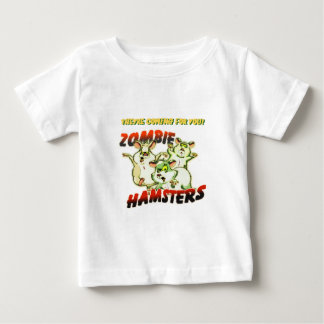 ZOMBIE HAMSTERS BABY T-Shirt