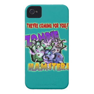 ZOMBIE HAMSTERS! Case-Mate iPhone 4 CASE