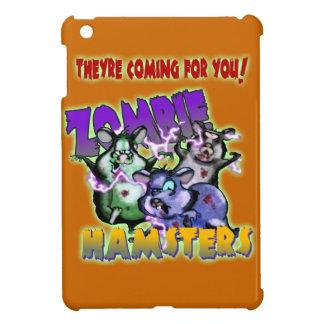 ZOMBIE HAMSTERS! iPad MINI CASE