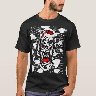 Zombie Head black T-Shirt
