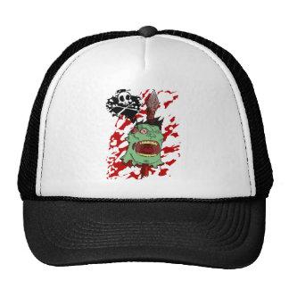 Zombie Head on a Pike Hat