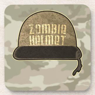 Zombie Helmet Coaster