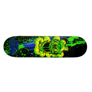 Zombie Holocaust Skateboard Deck