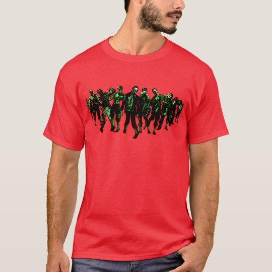 zombie horde - apocalypse T-Shirt