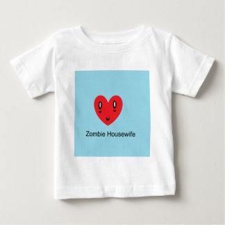 Zombie Housewife Baby T-Shirt