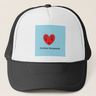Zombie Housewife Trucker Hat