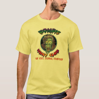 Zombie Hunt Club - Living Dead T-Shirt