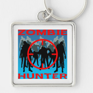 Zombie Hunter #003 Keychain