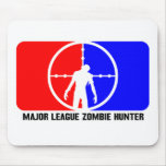 zombie hunter 1 mouse pads