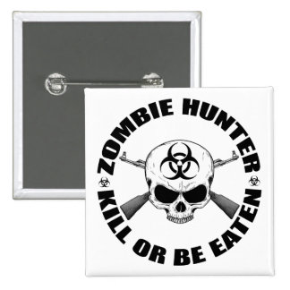 Zombie Hunter 2 Buttons