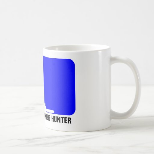 zombie hunter 2 coffee mug