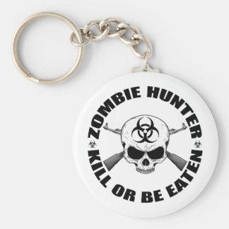 Zombie Hunter 2 Key Chains