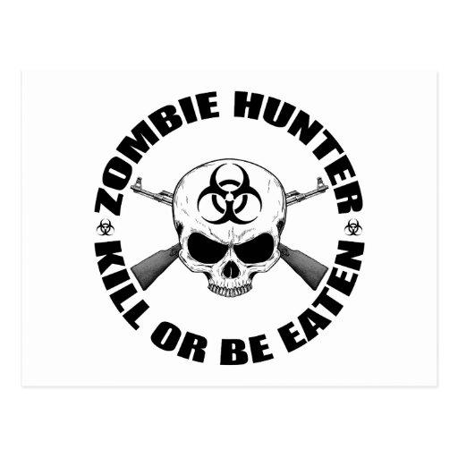 Zombie Hunter 2 Postcard