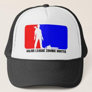 zombie hunter 2 trucker hat