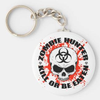 Zombie Hunter 3 Keychain