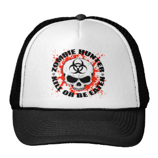 Zombie Hunter 3 Trucker Hat