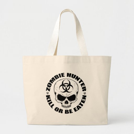 Zombie Hunter 4 Tote Bag