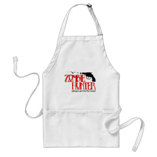 Zombie Hunter Adult Apron