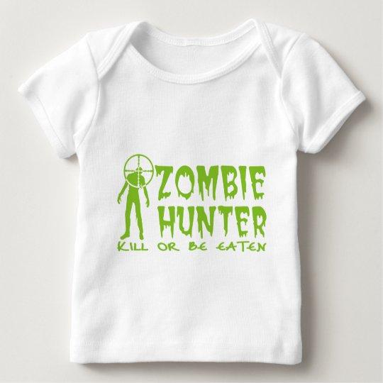 Zombie Hunter Baby T-Shirt