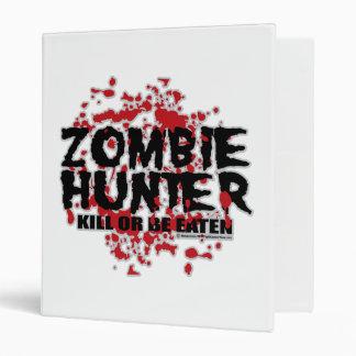 Zombie Hunter Binders