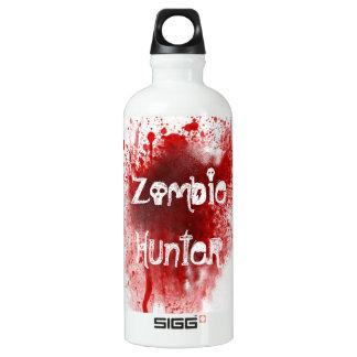 Zombie hunter By Rachel Aluminum Water Bottle