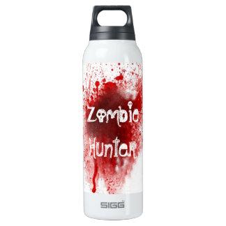 Zombie hunter By Rachel Insulated Water Bottle