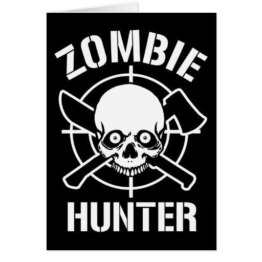 Zombie Hunter Card