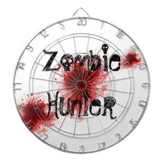 Zombie Hunter dart board