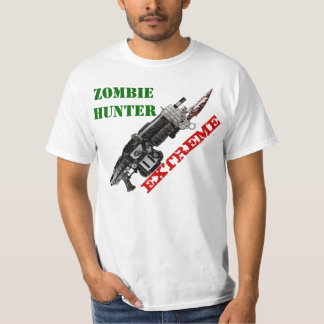 Zombie Hunter Extreme Rifle T-shirt