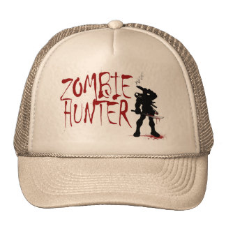zombie hunter hat