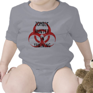 Zombie Hunter in Training creeper