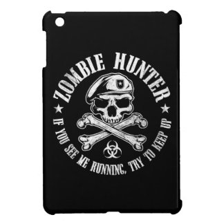 zombie hunter iPad mini cover