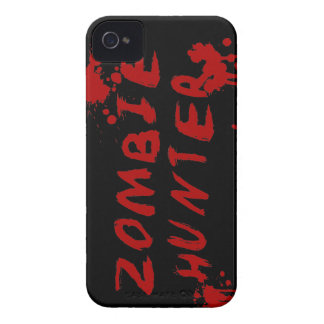 Zombie Hunter  iPhone Cover - Walking Dead