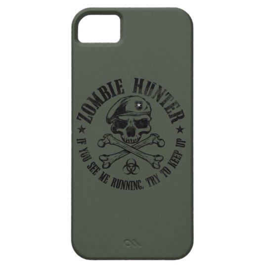 zombie hunter iPhone SE/5/5s case