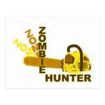 Zombie Hunter Postcard