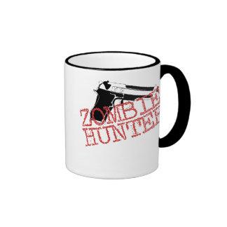 Zombie Hunter Ringer Mug