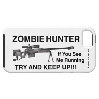 ZOMBIE HUNTER SNIPER DIVISION iPhone 5 COVERS