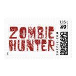 zombie hunter stamp