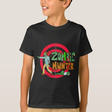 skreemastr Zombie Hunter T-Shirt