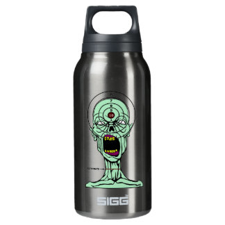 Zombie Hunter Target Liberty Thermos Bottle