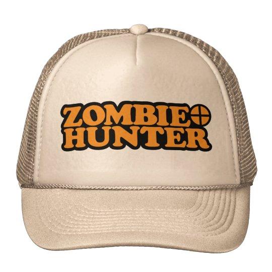 Zombie Hunter Trucker Hat