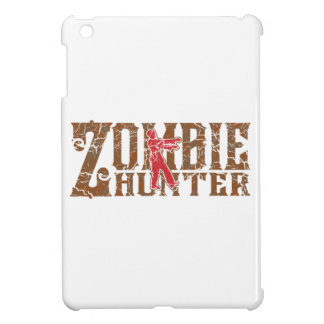 Zombie Hunter Walking Dead Gifts iPad Mini Cover