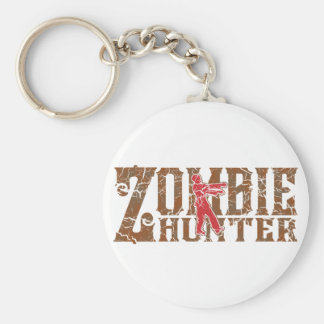 Zombie Hunter Walking Dead Gifts Keychain