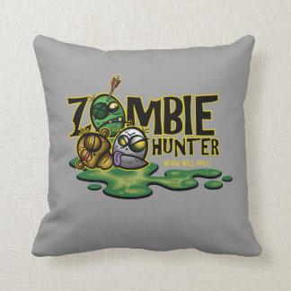 Zombie Hunter / Zombie Love Pillow