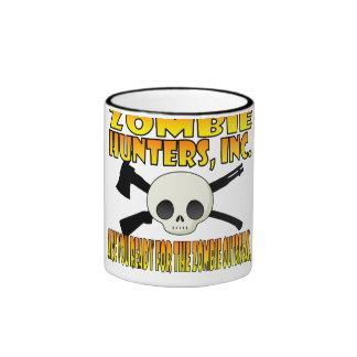 Zombie Hunters, Inc. Ringer Mug