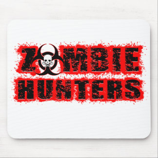 Zombie Hunters Mouse Pad