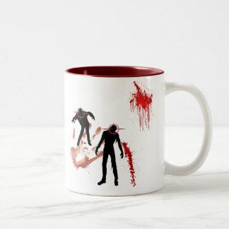 Zombie Hunting Team Mug